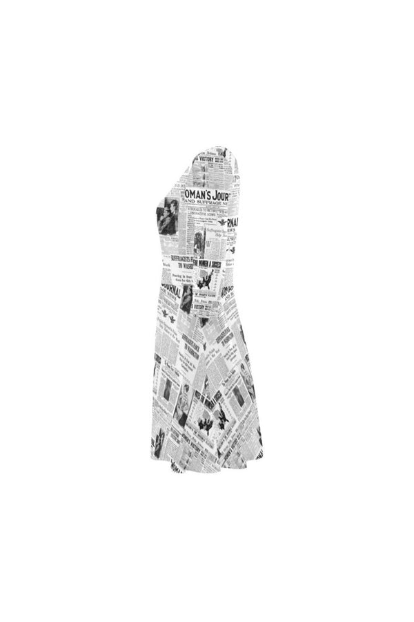 Women's Suffrage 3/4 Sleeve Sundress