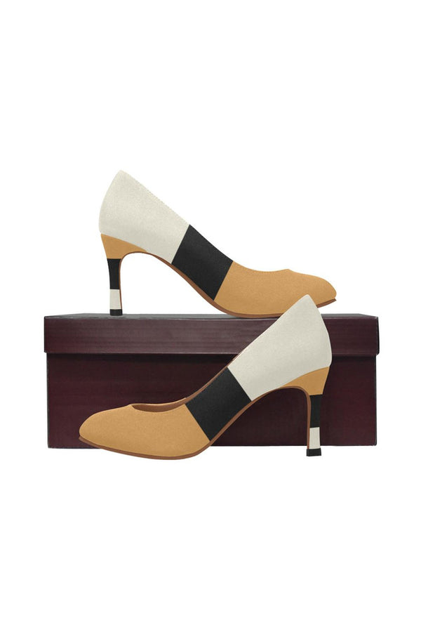 desert sands High Heels (Model 048)