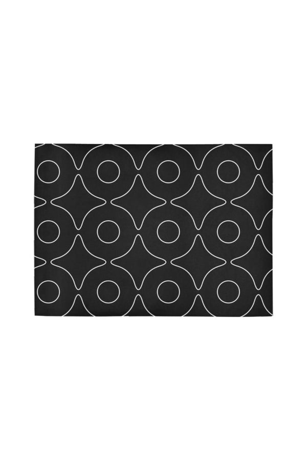 Geo Playhouse Area Rug7'x5'