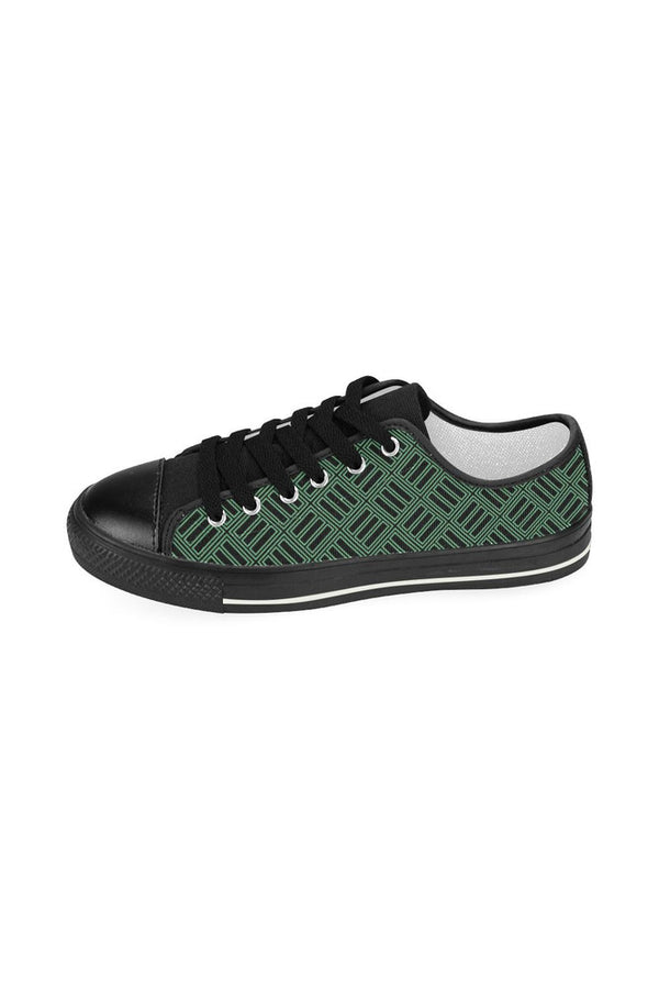 Weaving Matrix Women's Classic Canvas Shoes