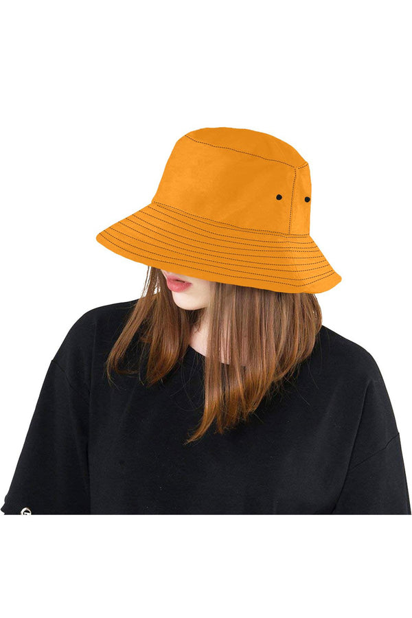 Turmeric All Over Print Bucket Hat