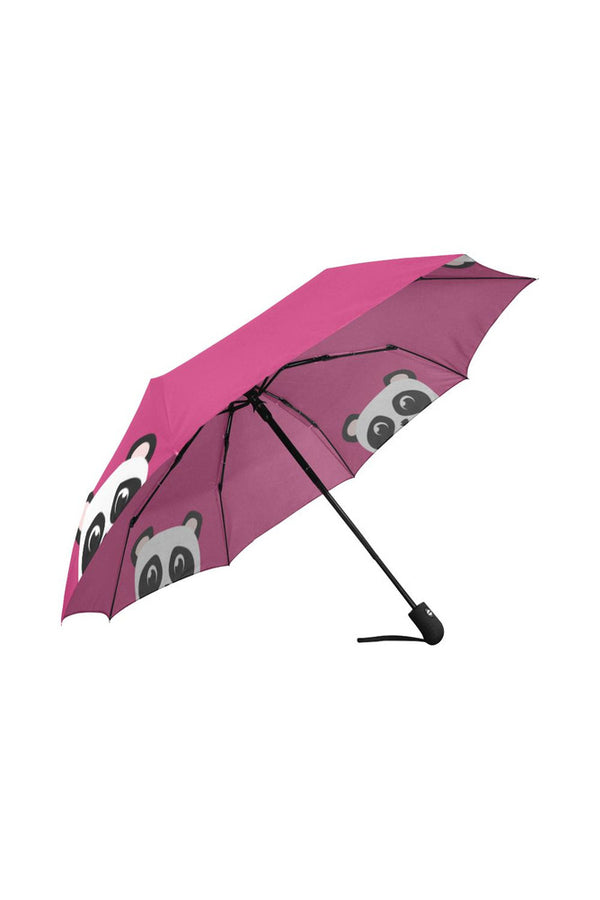 Peeking Panda Auto-Foldable Umbrella (Model U04)