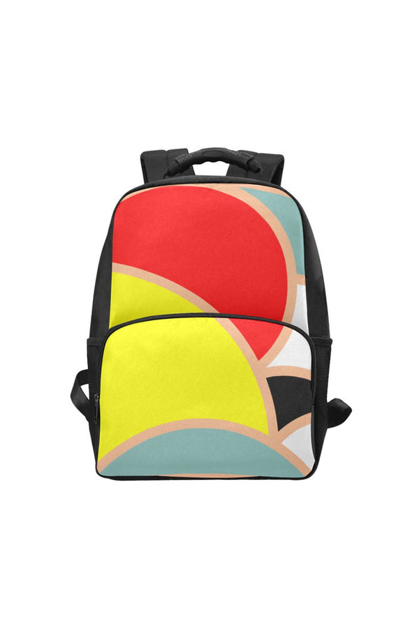 PRIMARY Unisex Laptop Backpack - Objet D'Art Online Retail Store