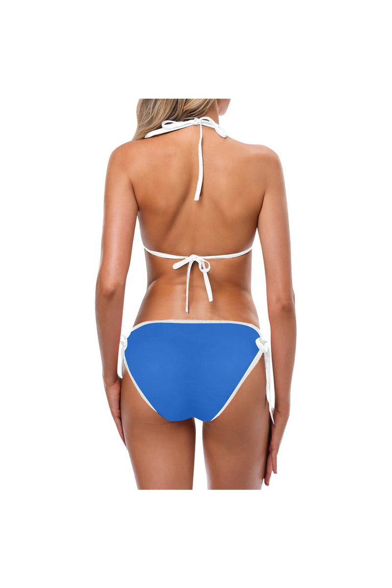 bikini bottom Custom Bikini Swimsuit (Model S01)