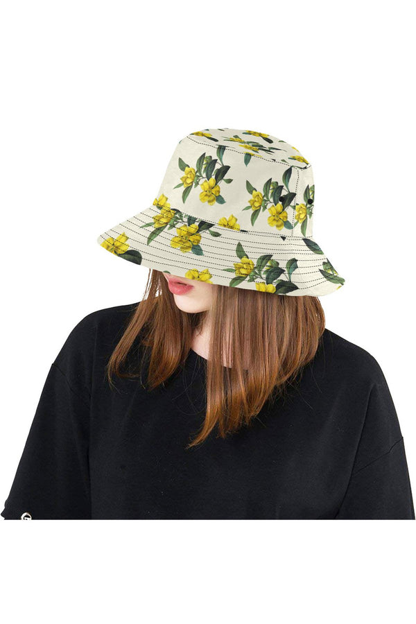 Golden Guinea All Over Print Bucket Hat