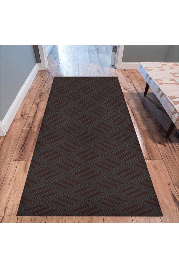 Manor Weave - Ruby Area Rug 10'x3'3'' - Objet D'Art Online Retail Store