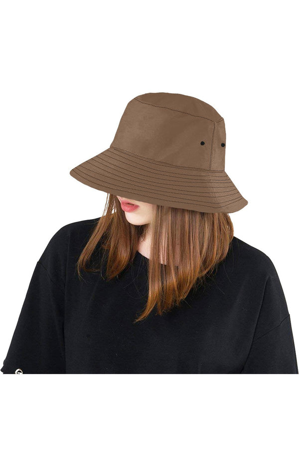 Toffee All Over Print Bucket Hat
