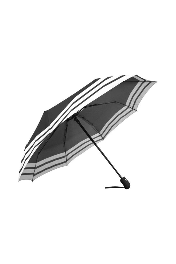 black and white umbrella 2 Auto-Foldable Umbrella (Model U04)