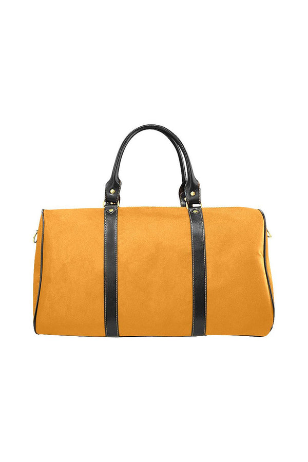Turmeric New Waterproof Travel Bag/Small (Model 1639)