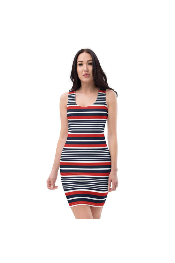 Americana Sublimation Cut & Sew Dress