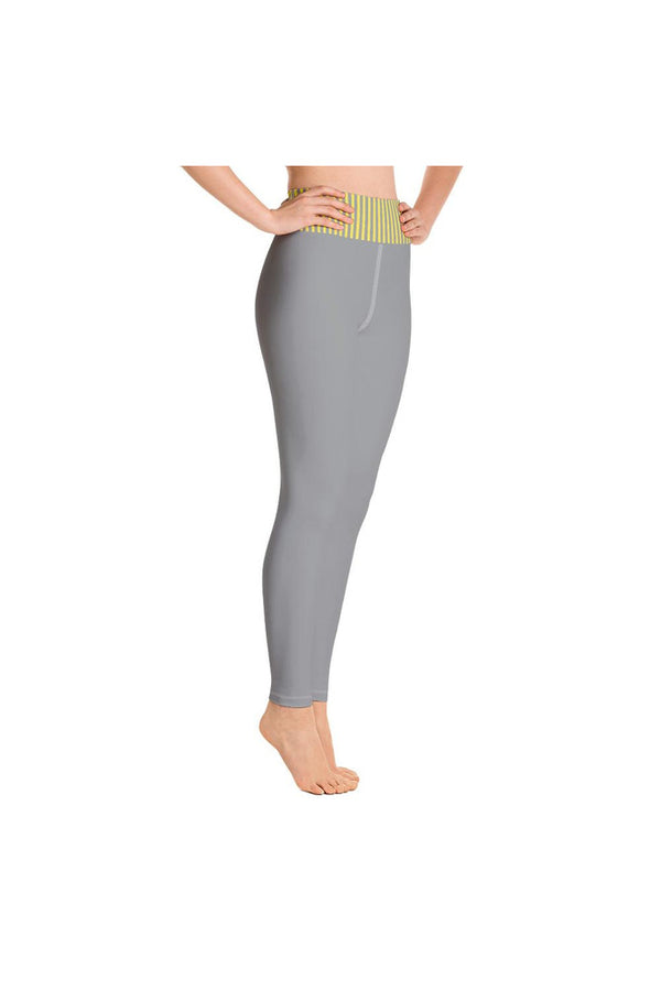 Ultimate Gray Yoga Leggings