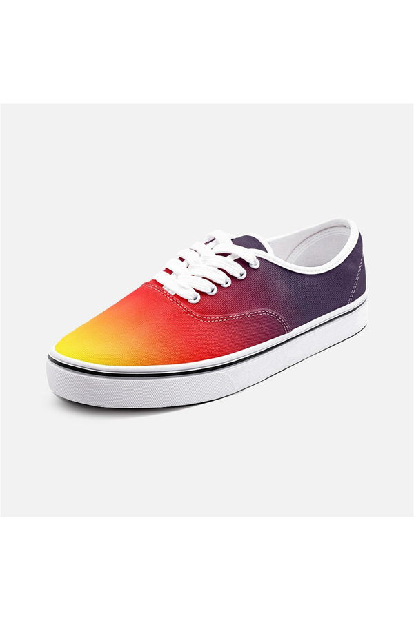 After Burner Unisex Canvas Shoes Fashion Low Cut Loafer Sneakers