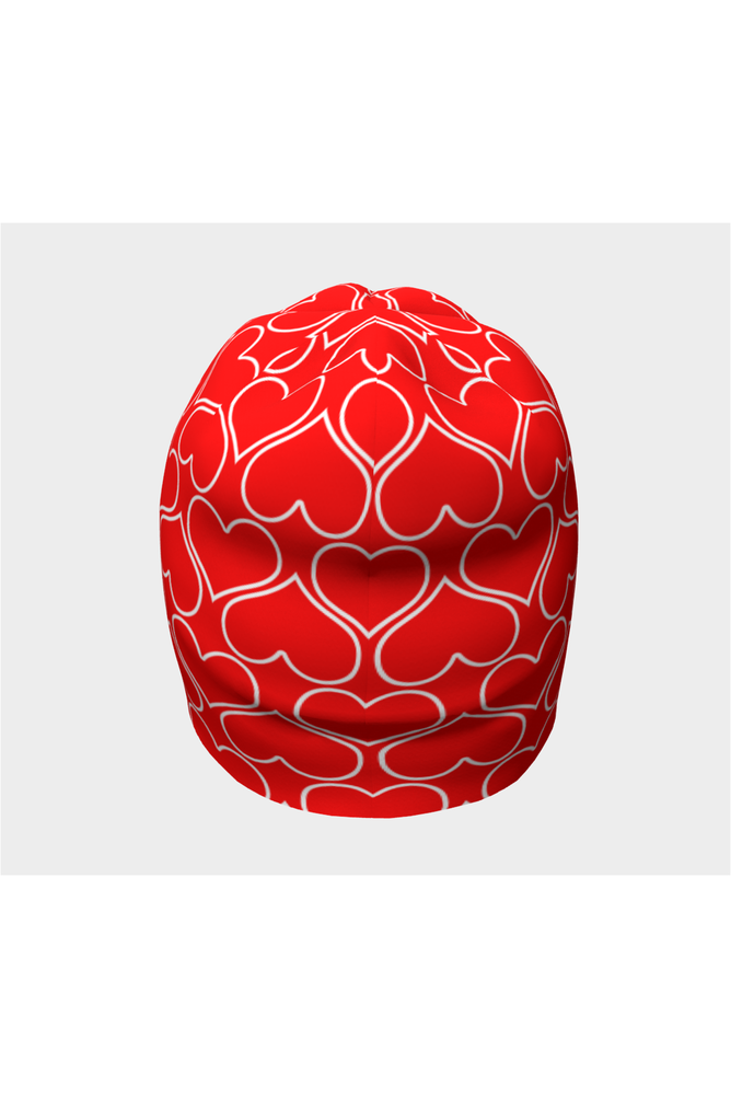 Queen of Hearts Beanie - Objet D'Art Online Retail Store