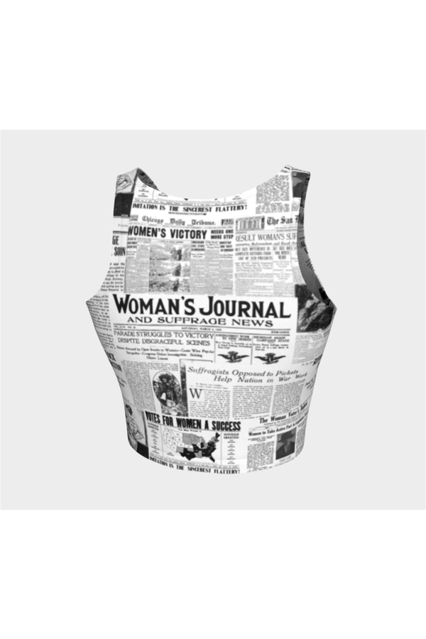 Women's Suffrage Athletic Top
