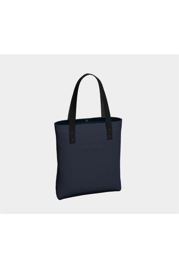 Eclipse Blue Tote Bag