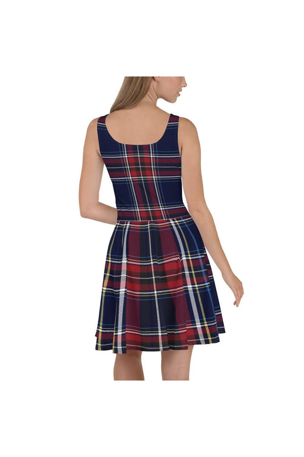 Tartan Skater Dress
