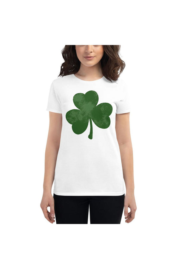 Rise and Shamrock Women's short sleeve t-shirt