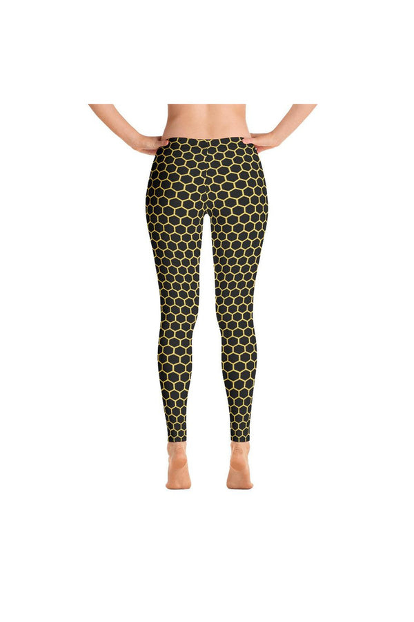 Honeycomb Leggings - Objet D'Art Online Retail Store