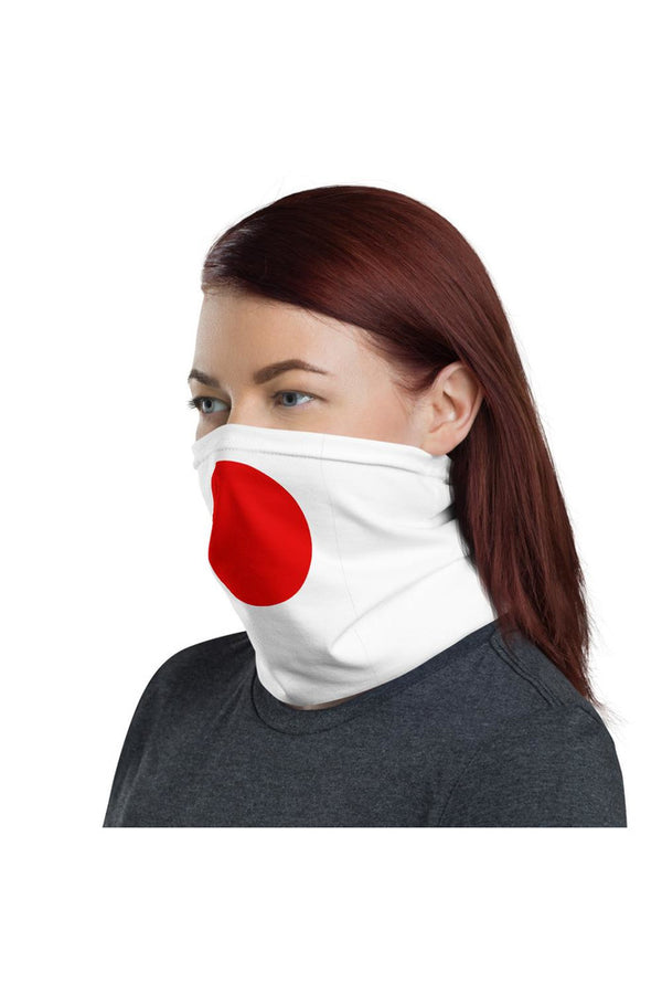 Flag of Japan Neck gaiter