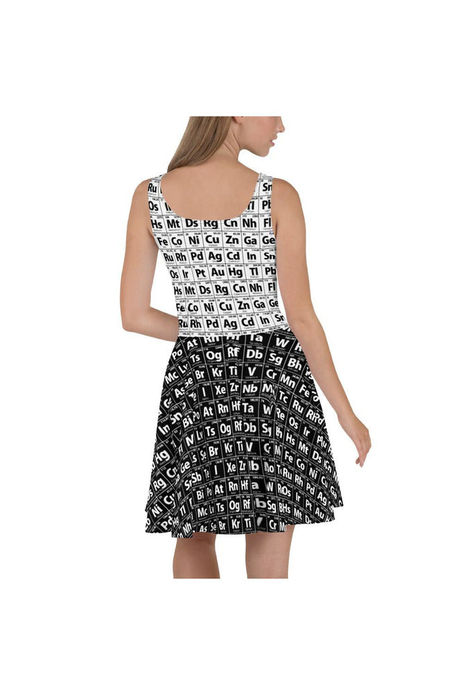 Periodic Table Skater Dress