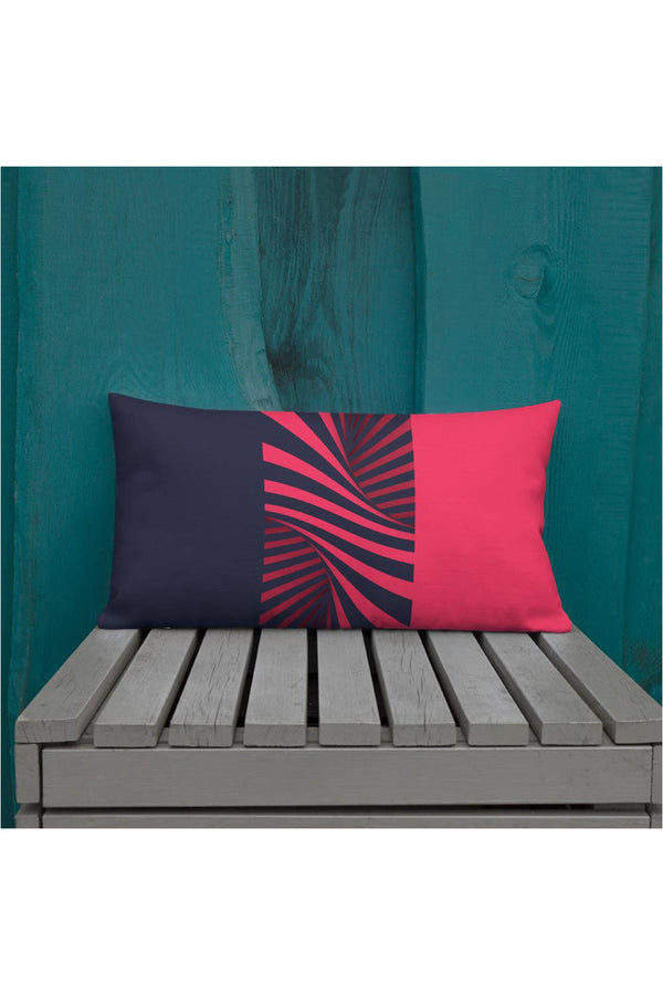 Abstract Premium Pillow