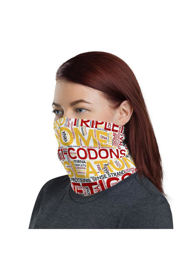 Microbiology & Genetics Neck gaiter