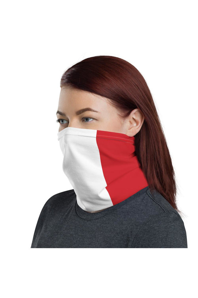 Flag of Italy Neck gaiter
