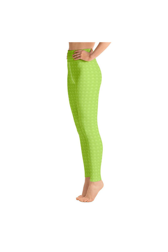 Lime Green Yoga Leggings