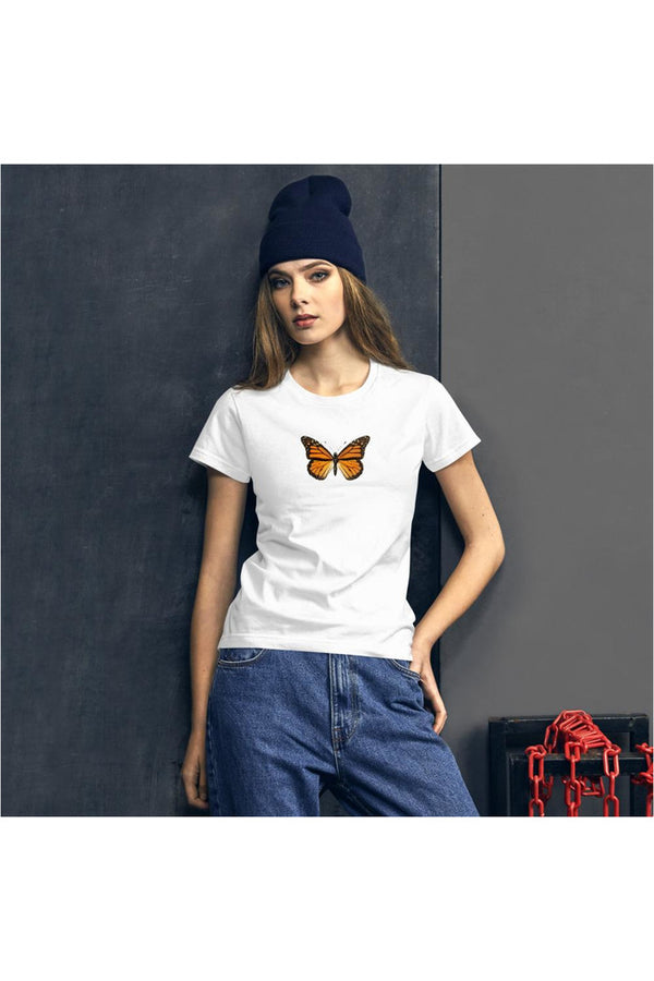 Monarch Butterfly (Danais Archippus) Women's short sleeve t-shirt