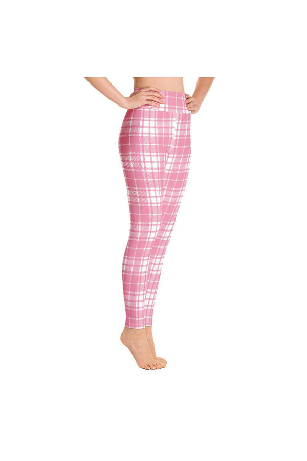 Plaid Well With Others Yoga Leggings