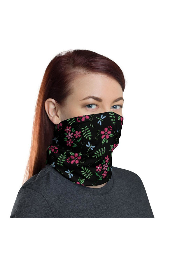 Beauty of Dragonflies Neck gaiter