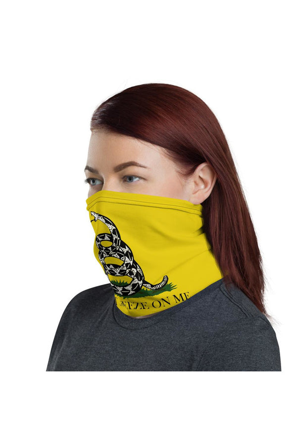Don't Sneeze On Me Neck Gaiter