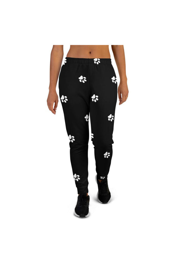 No Paws Ma! Non-stop Action Women's Joggers