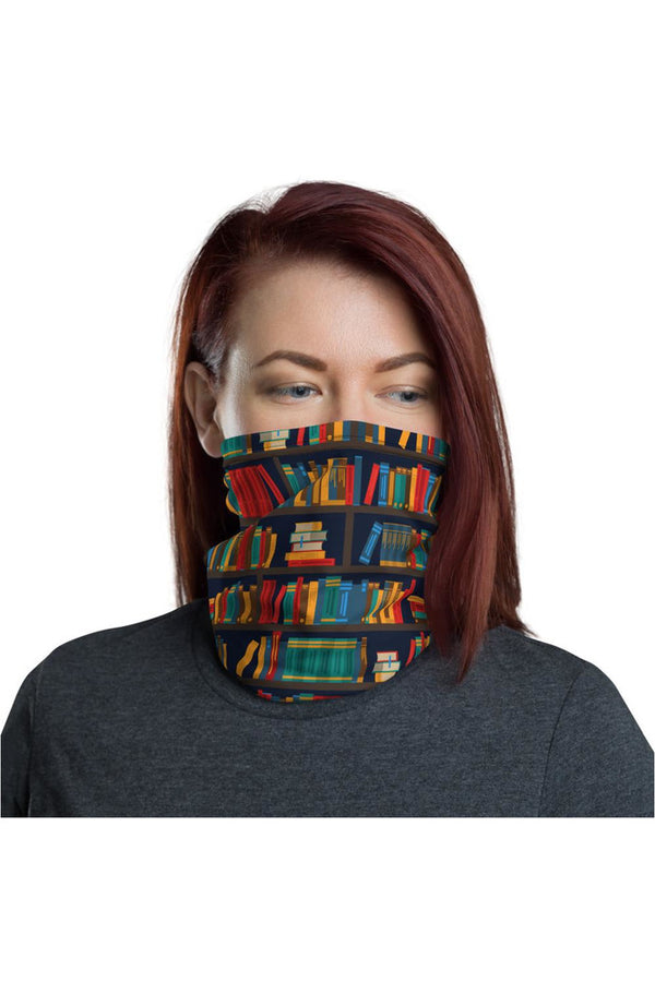 Bookshelf Neck gaiter
