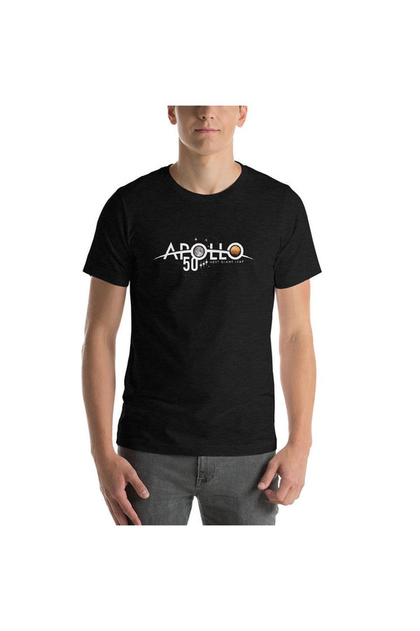 Apollo 50th Anniversary Short-Sleeve Unisex T-Shirt