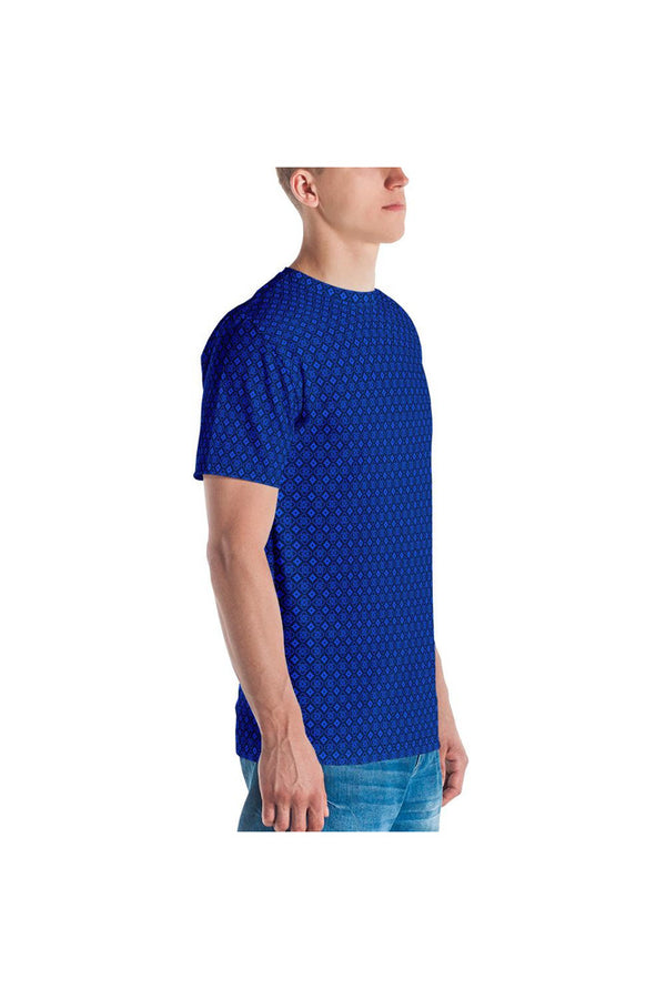 Blue Gear work Men's T-shirt