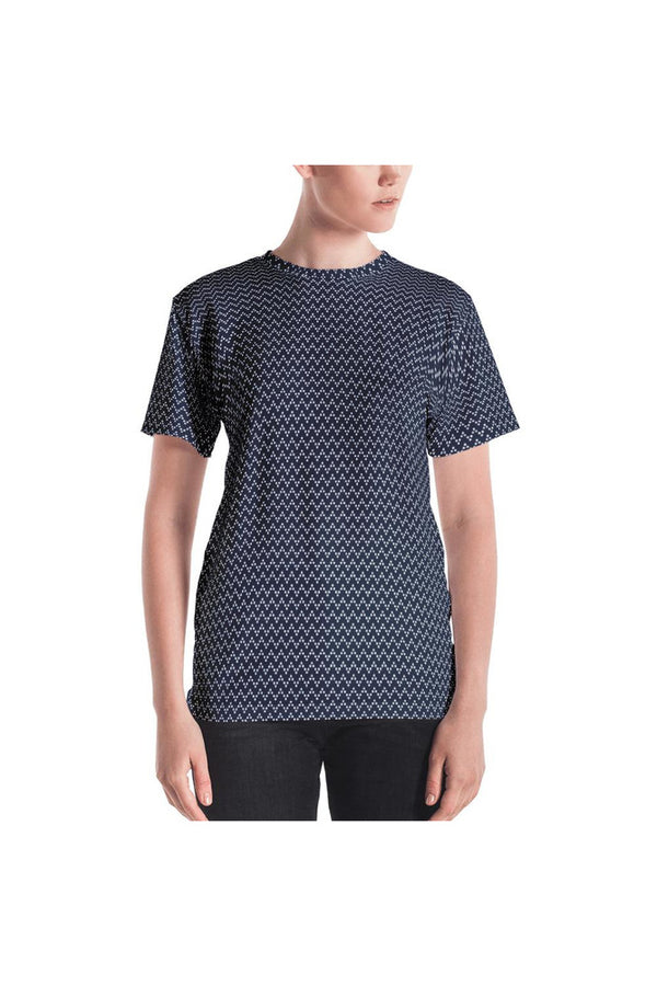 Dot Matrix Women's T-shirt