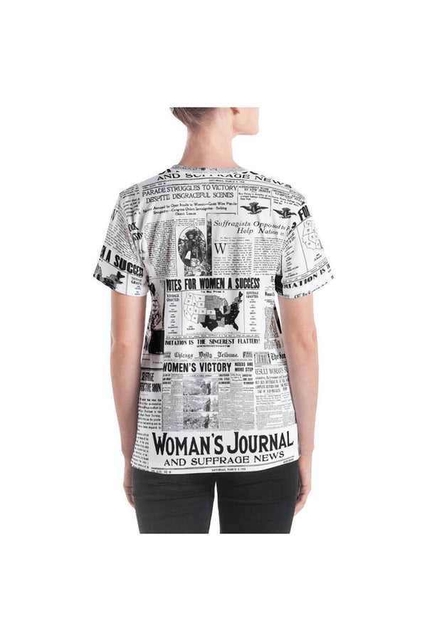 Women's Suffrage Women's V-neck