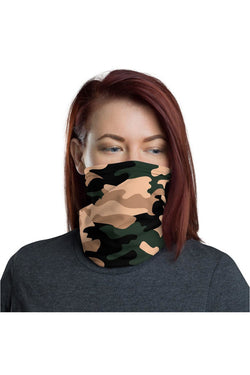 Cache-cou camouflage Woodland