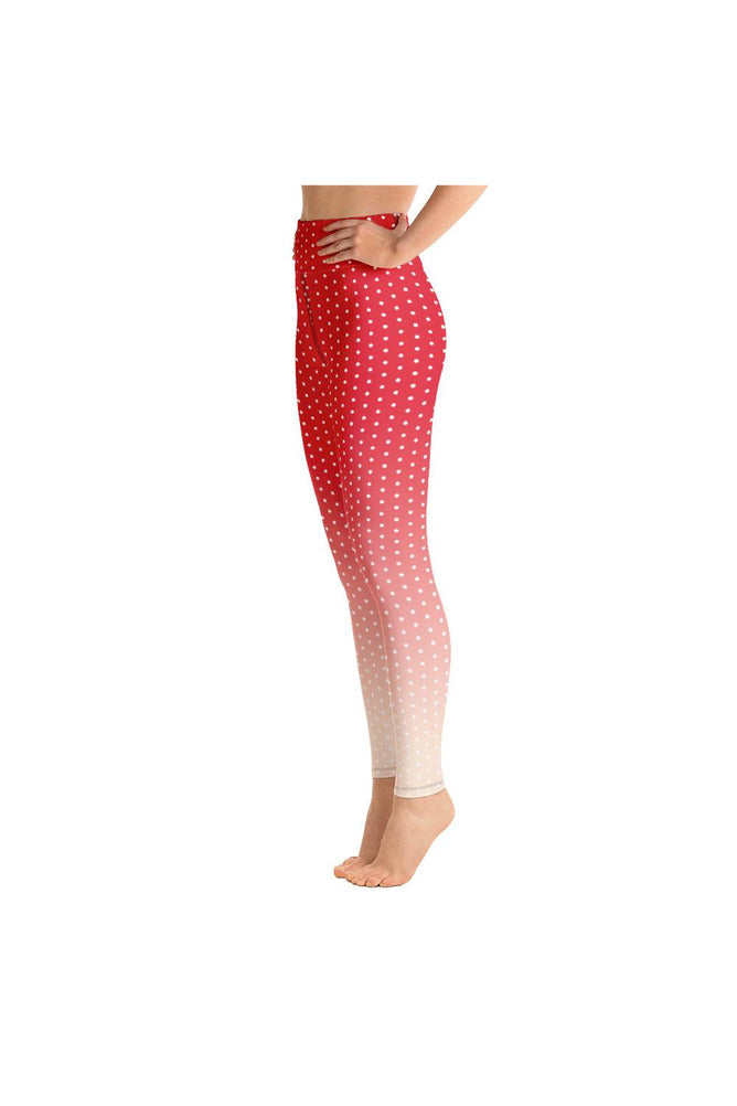 Melon Candy Yoga Leggings