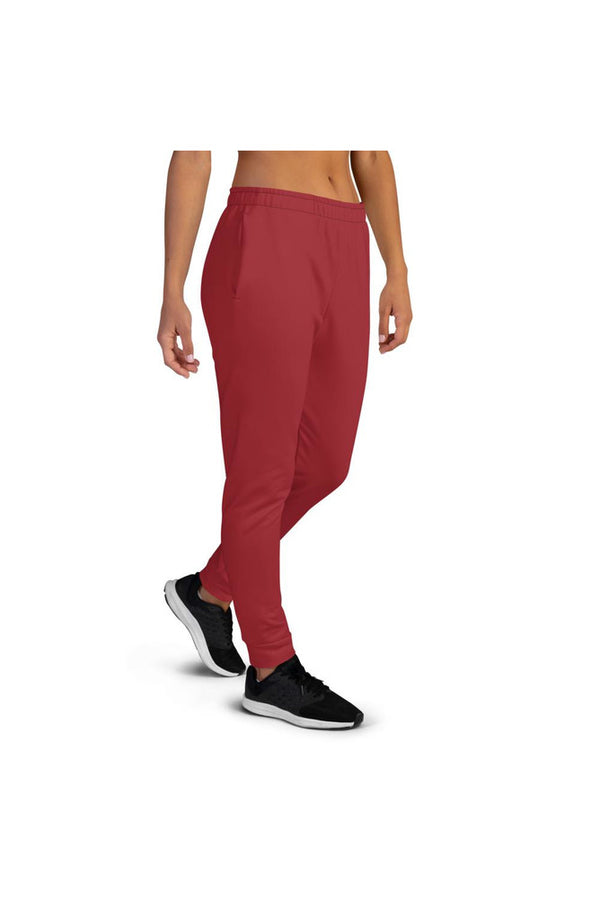 Brick-house Red Women's Joggers