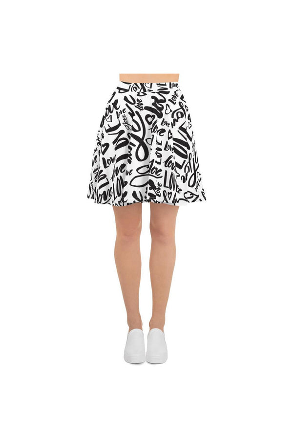All You Need Skater Skirt
