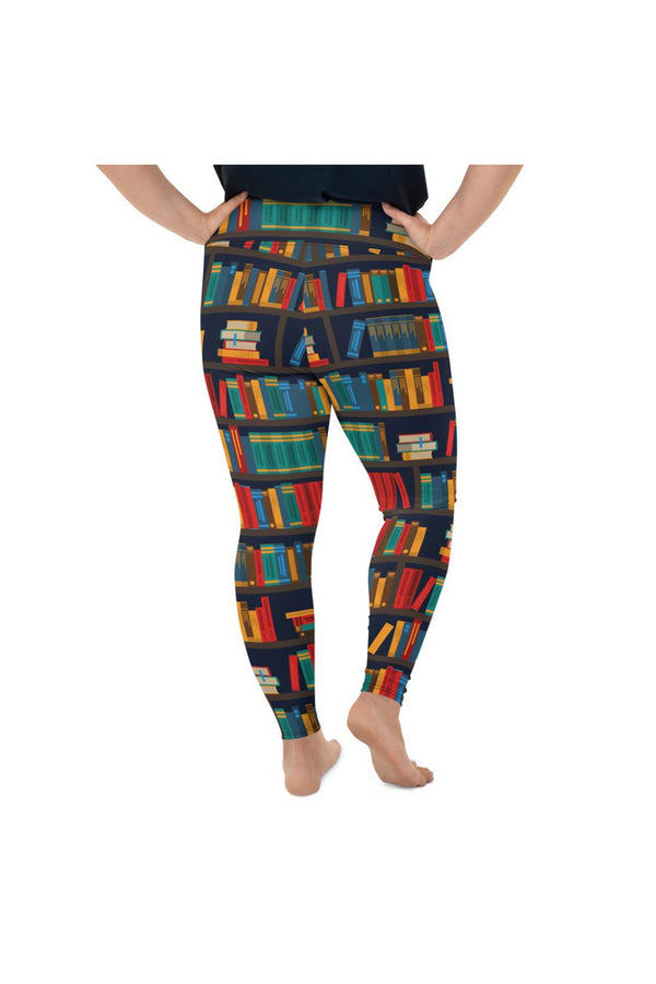 Brains & Beauty Plus Size Leggings