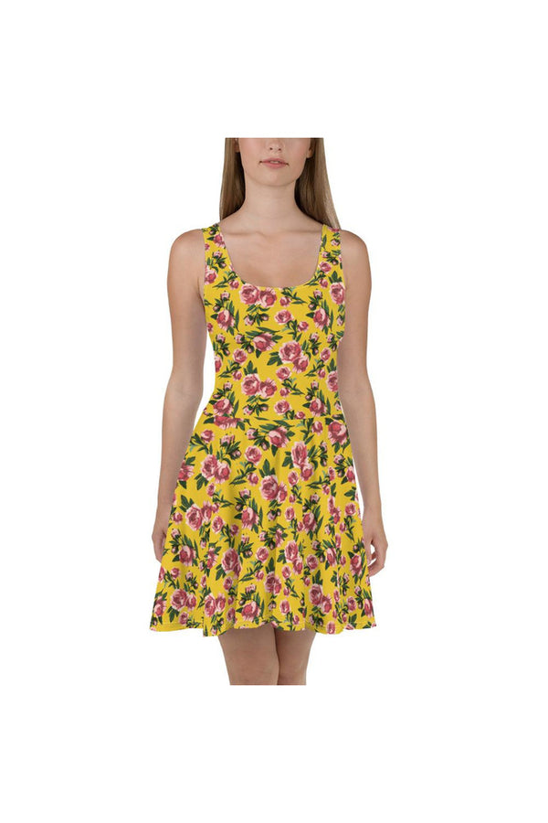 Warm Company Skater Dress