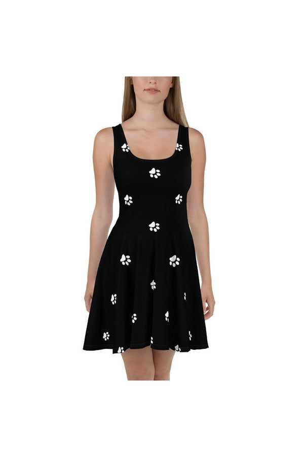 Paws to Have Fun Skater Dress