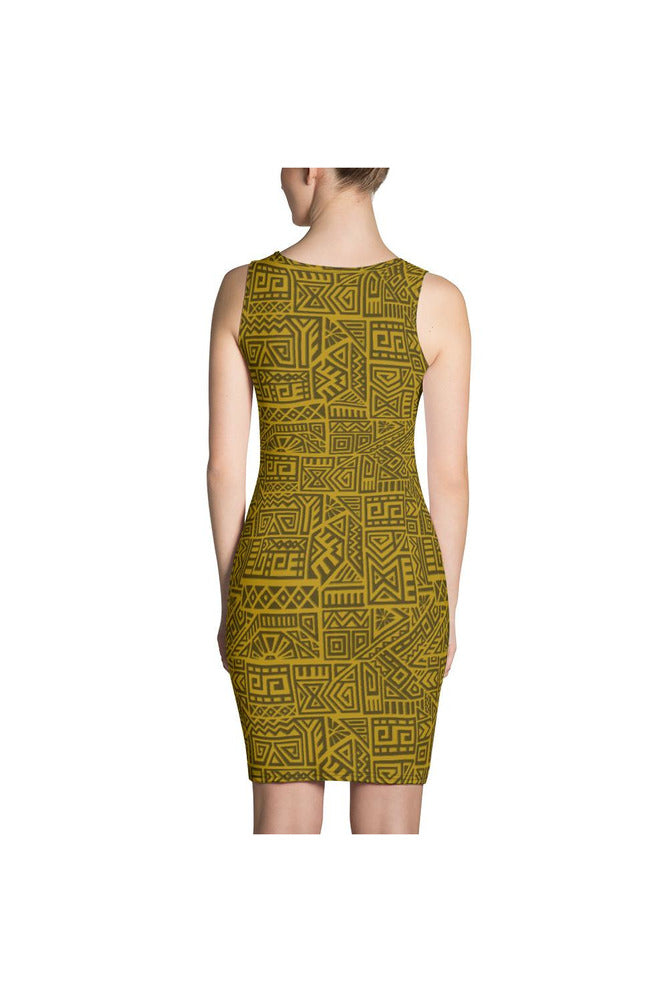 Azteca Sublimation Dress