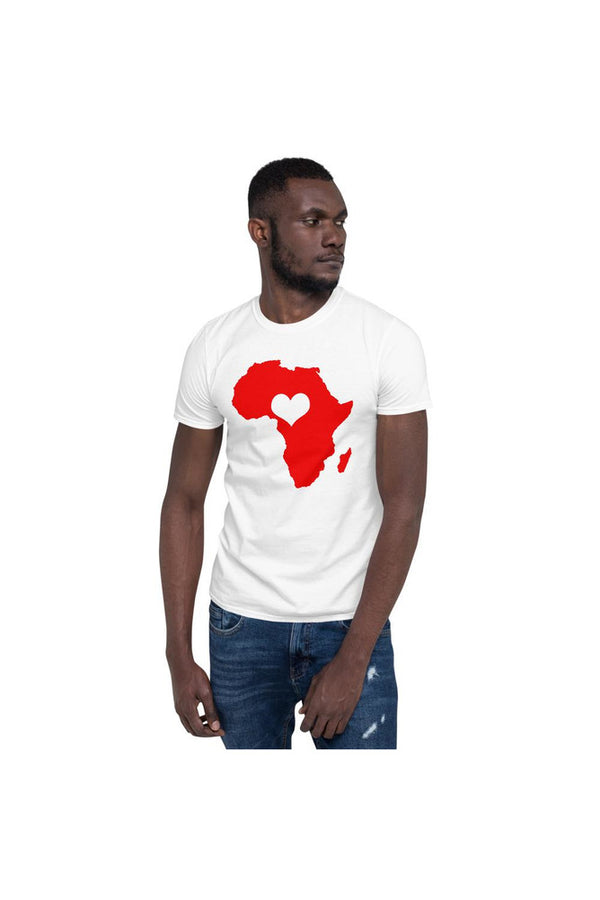 Africa Love Short-Sleeve Unisex T-Shirt