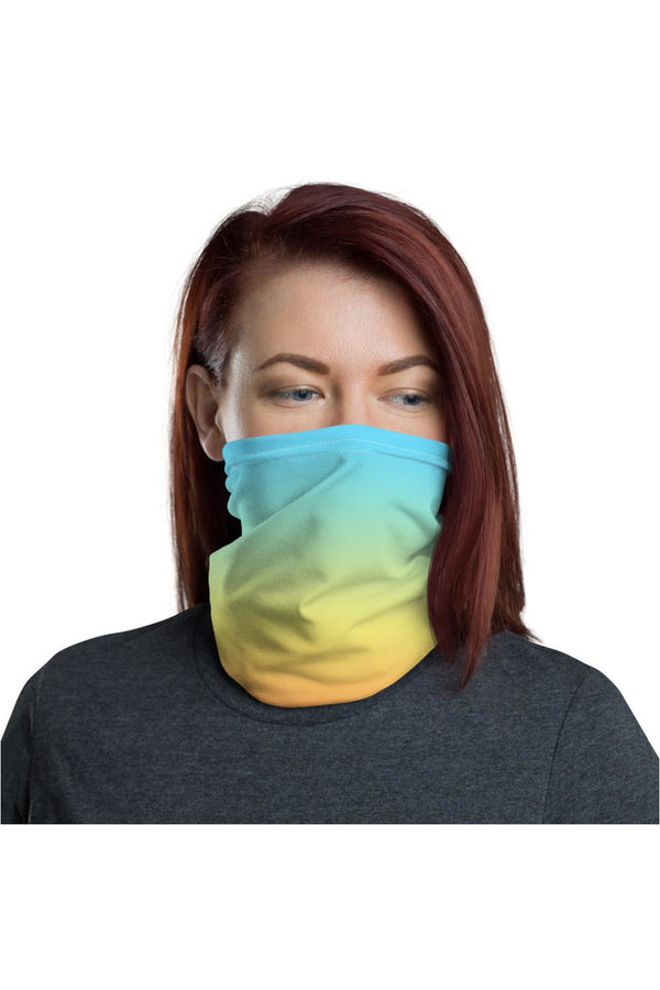 Rainbow Gradient Neck gaiter