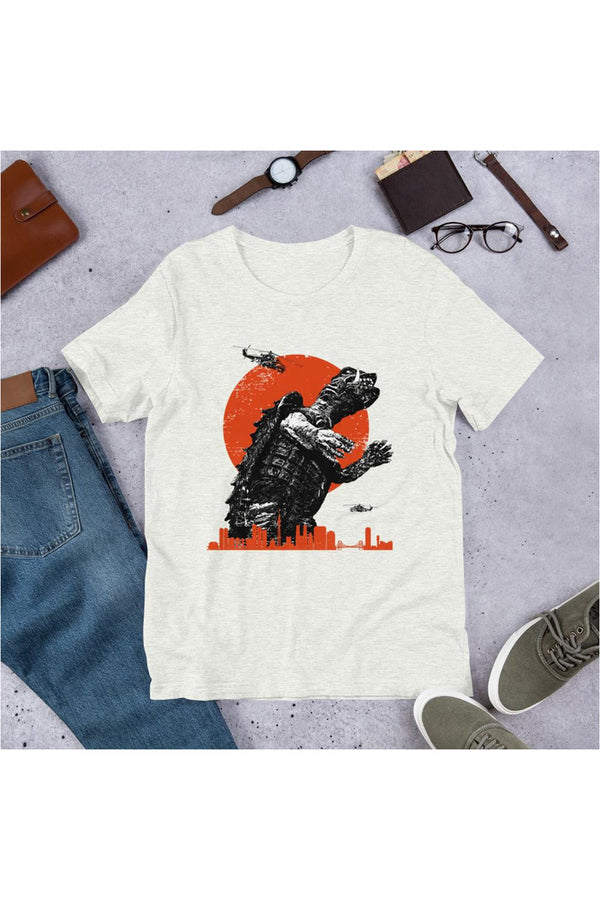 Retro Vintage Gamera Short-Sleeve Unisex T-Shirt