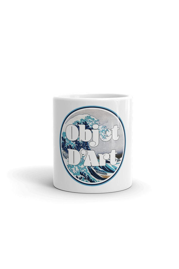 Objet D'Art - Great Wave Off Kanagawa Mug